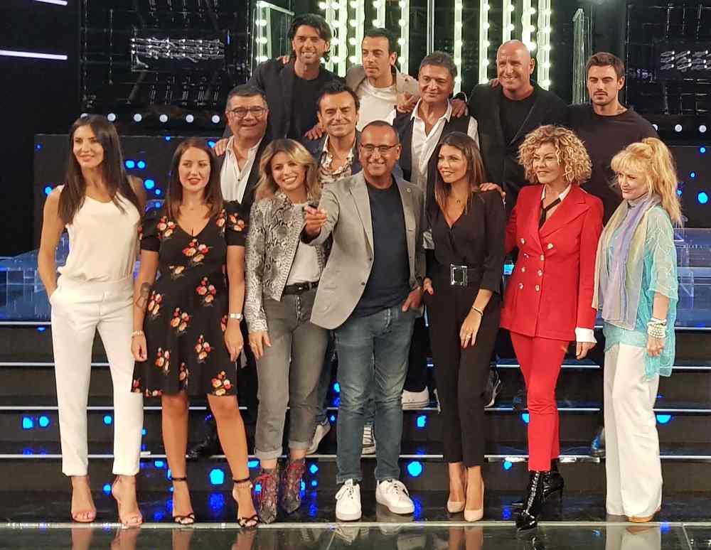 Tale e quale Show 2019 - Il cast