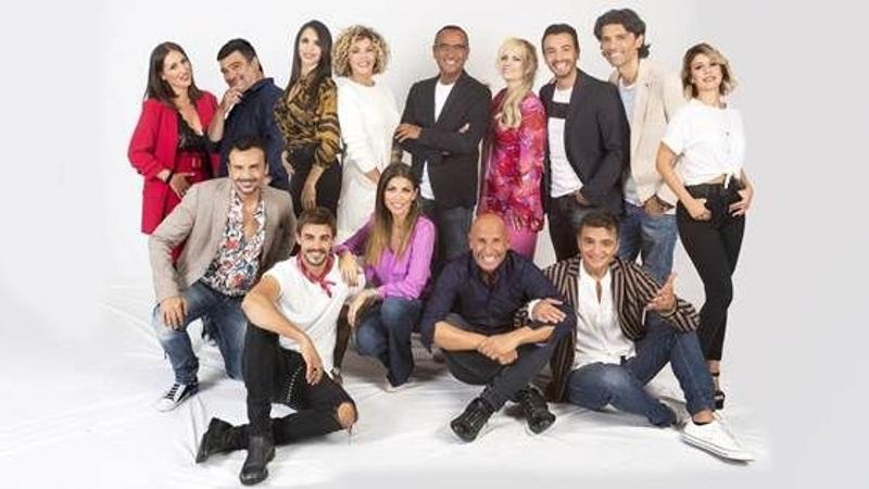 Tale e quale show 2019 - cast