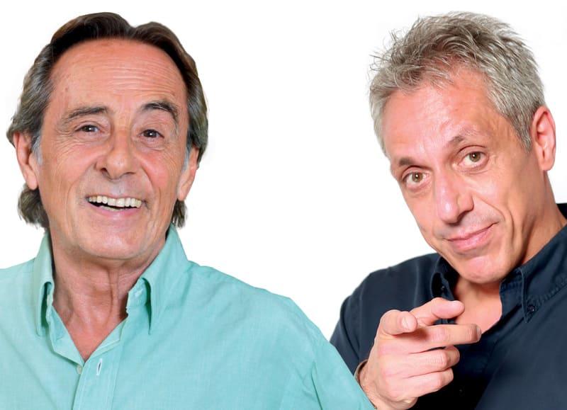 Teatro Ciak La cena dei cretini - Nino Formicola e Max Pisu