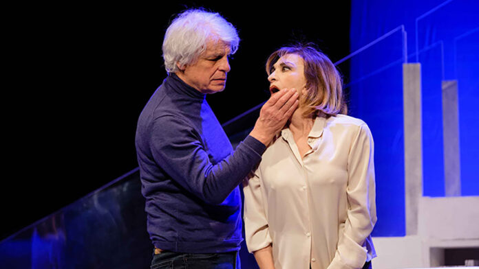 Teatro Quirino: debutta Piccoli crimini coniugali con Michele Placido e Anna Bonaiuto