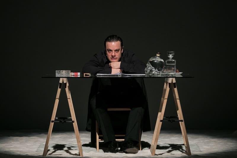 Teatro Vascello - The Night Writer