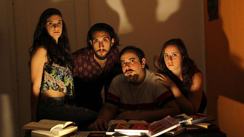 Teatrosophia 2019/2020: Fine pena mai con con Alessandra Barbonetti, Francesco Buonfiglio, Simona Cracchiolo, Carmen Mazzaro