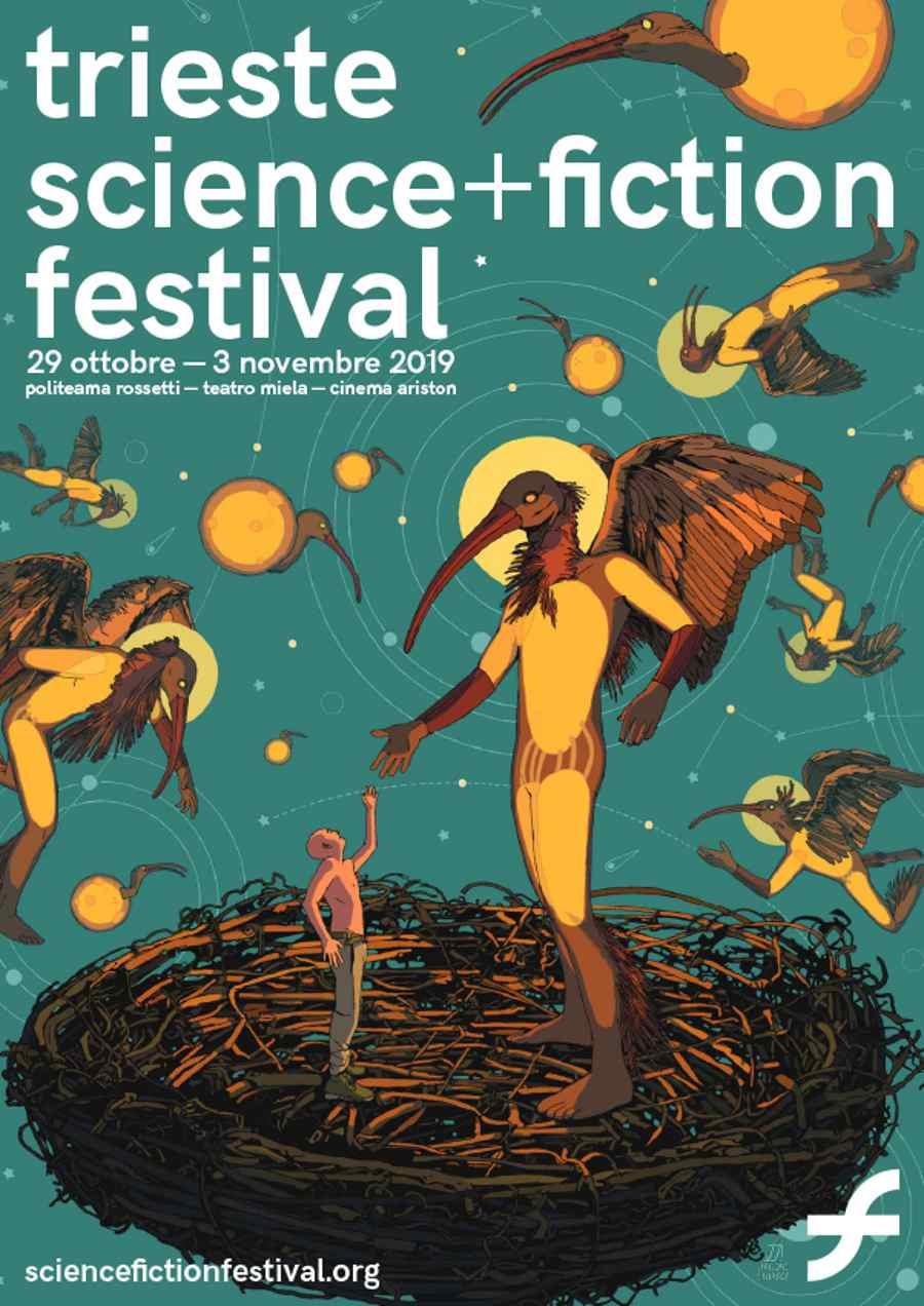 Trieste Science+Fiction Festival 2019