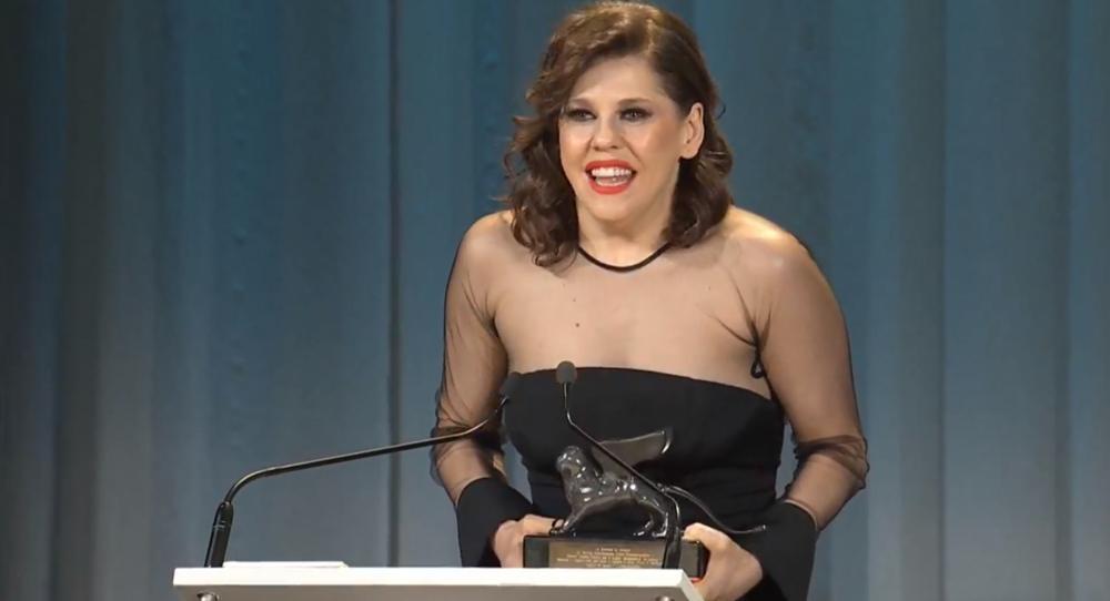Venezia 76 - premiata Bárbara Paz per Babenco Alguém Tem que Ouvir o Coração e Dizer Parou