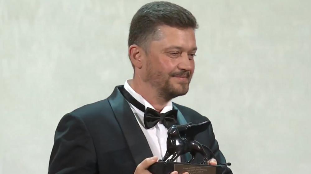 Venezia 76 - premiato Valentyn Vasyanovych per Atlantis