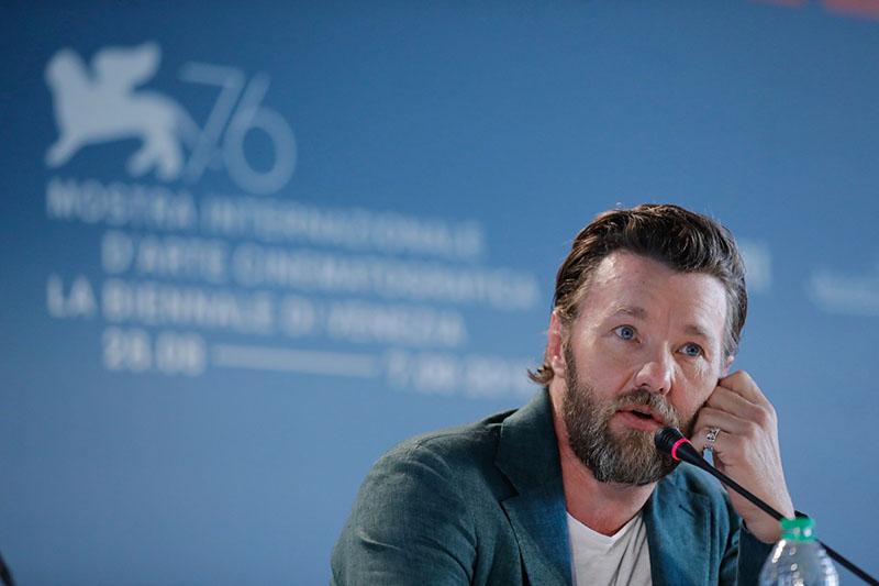 Venezia 76: Joel Edgerton alla conferenza stampa di The King