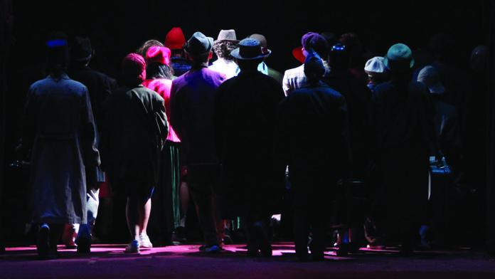 Al di là del muro, al Teatro Piccolo Eliseo con l'Accademia Internazionale di Teatro