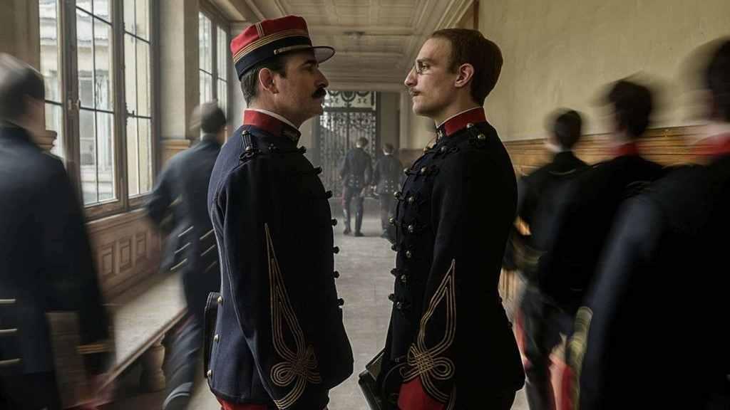 L'ufficiale e la spia, Picquart e Dreyfus