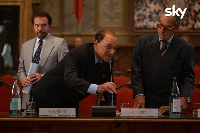 1994 - Silvio Berlusconi (Paolo Pierobon)