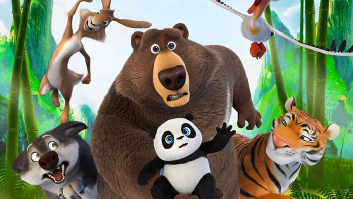 A spasso col panda, recensione: film per bambini senza troppe pretese