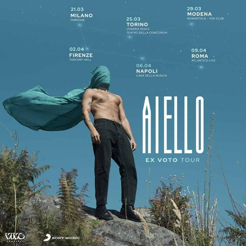 Aiello - Date tour