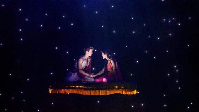 Aladin - Il musical geniale, recensione