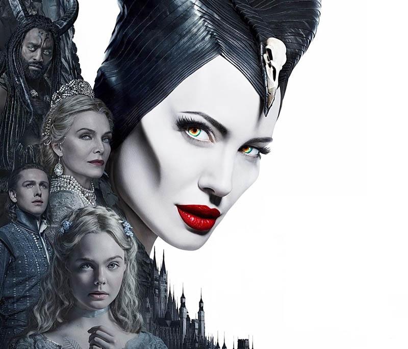 RomaFF14: Maleficent preapertura Alice nella città