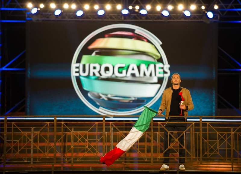 Alvin condue Eurogames