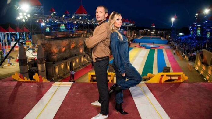 Alvin e Ilary Blasi a Eurogames