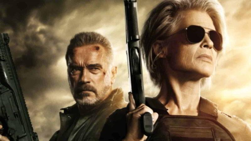 Arnold Schwarzenegger e Linda Hamilton tornano a vestire i panni di Terminator e Sarah Connor