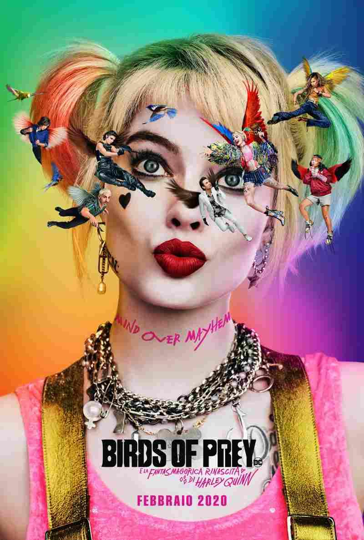 Birds of Prey (e la fantasmagorica rinascita di Harley Quinn) - Poster