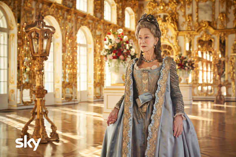 Caterina La Grande - Helen Mirren