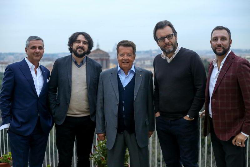 Cecchi Gori – Una famiglia italiana