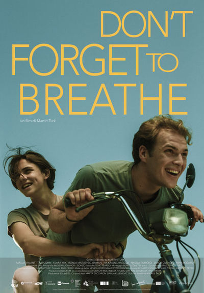 Don't Forget To Breathe - poster