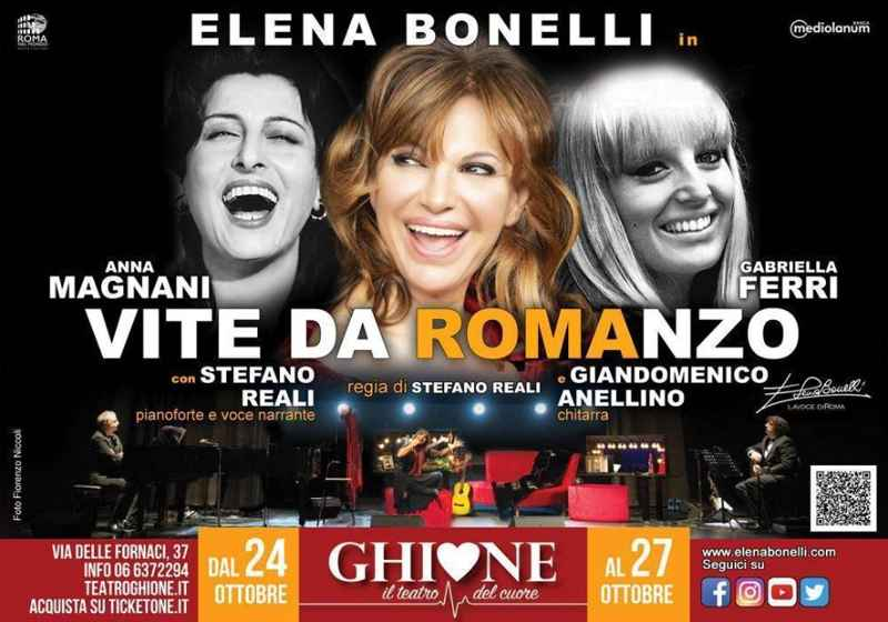 Elena Bonelli - Locandina