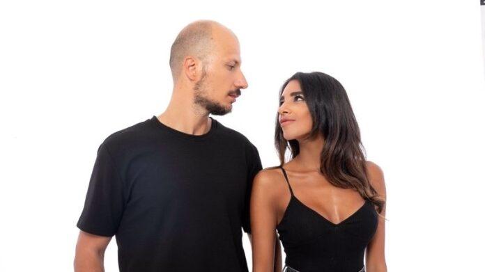 Gabriele Pippo e Silvia Maturani