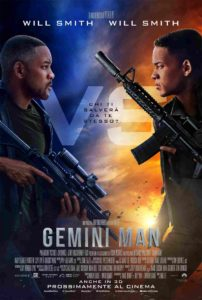 Gemini Man - locandina