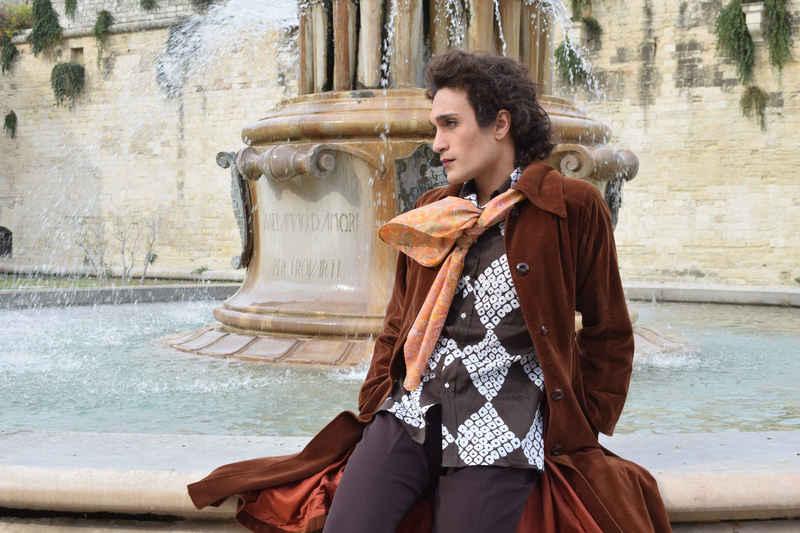 Gli anni amari - Mario Mieli (Nicola Di Benedetto)