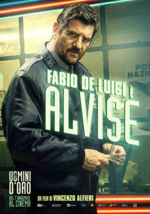 Gli uomini d'oro - Fabio De Luigi character poster