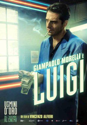 Gli uomini d'oro - Giampaolo Morelli character poster