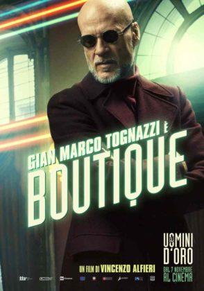 Gli uomini d'oro - Gian Marco Tognazzi character poster