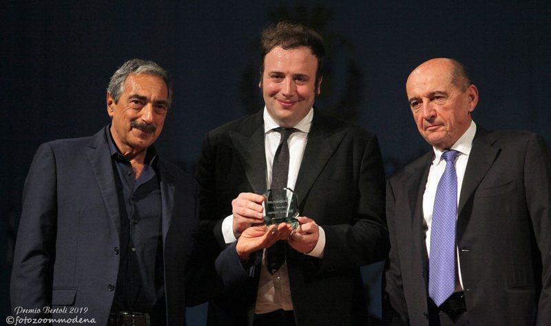 Gualazzi - Premio Pierangelo Bertoli 2019