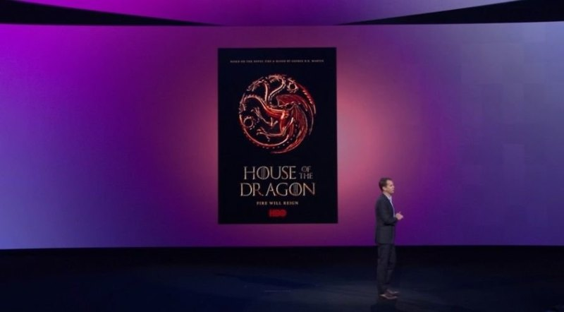 House of the Dragon - annuncio ufficiale