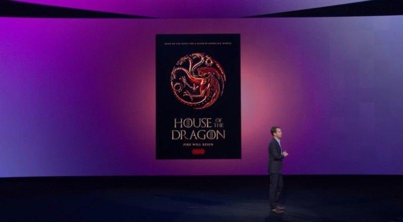 House of the Dragon - annuncio ufficiale