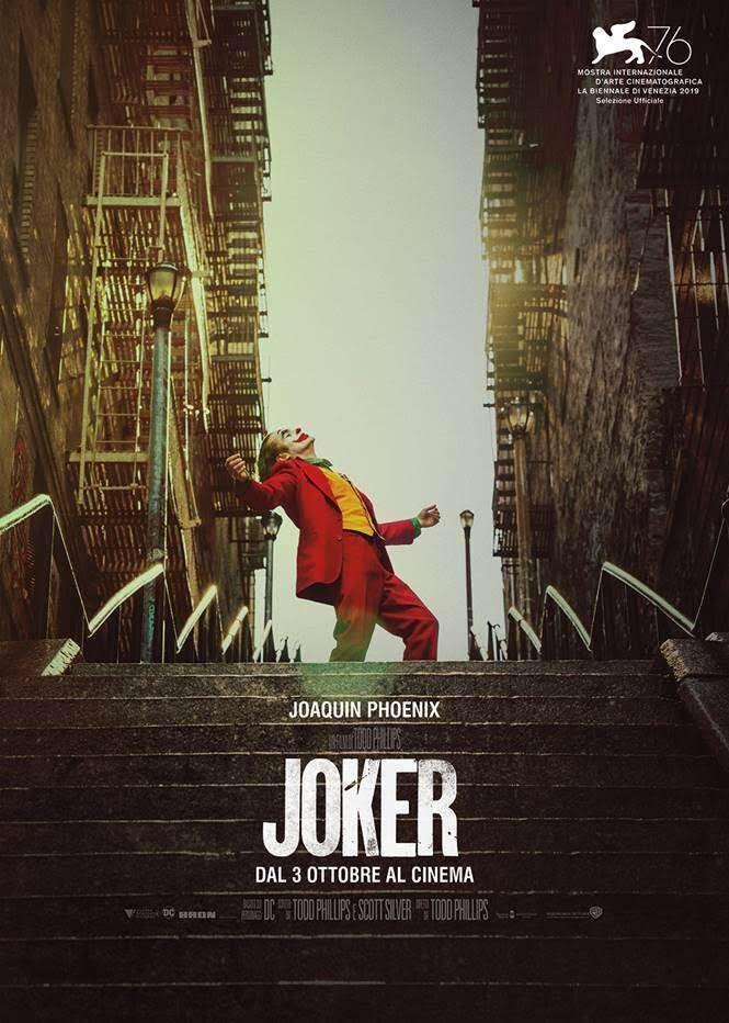 Joker - locandina