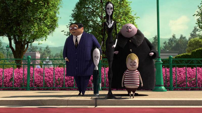 La famiglia Addams, recensione