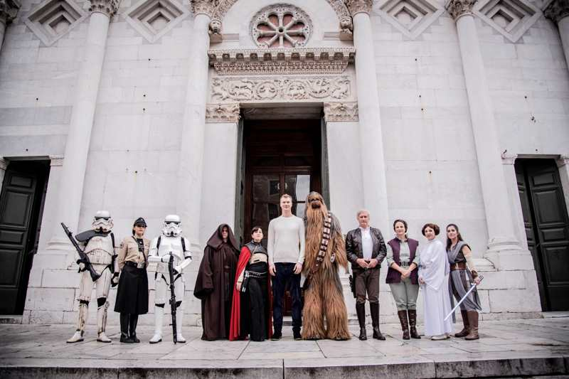 Lucca Comics and Games - Star Wars
