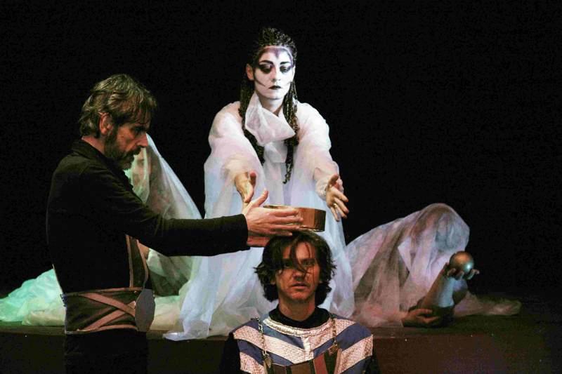 Macbeth - Walter Da Pozzo, Vincenzo Crivello e Natalia Giro