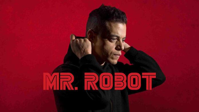 Mr. Robot - Rami Malek locandina