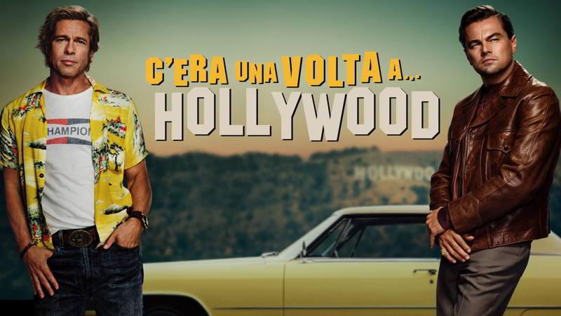 C'era una volta... a Hollywood - banner