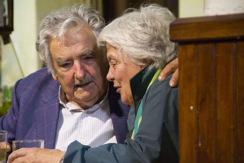 Pepe Mujica una vita suprema - Pepe Mujica e Lucia Topolansky