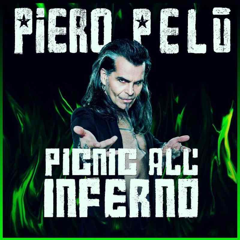 Piero Pelù - Picnic all'inferno cover
