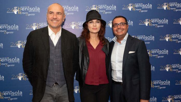 Premio Penisola Sorrentina 2019 - Danilo Rea, Vanessa Gravina, Mario Esposito