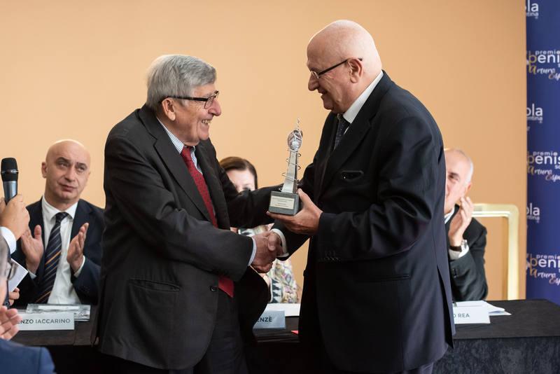 Premio Penisola Sorrentina 2019 - Enrico Scotti e Raffaele Lauro