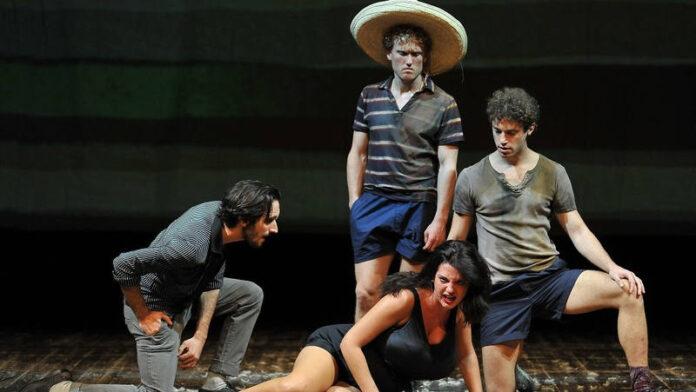 Ragazzi di vita - Roberta Crivelli, Stefano Scialanga, Josafat Vagni, Lorenzo Grilli