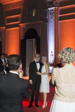 RomaFF14 - Downton Abbey gala Villa Wolkonsky
