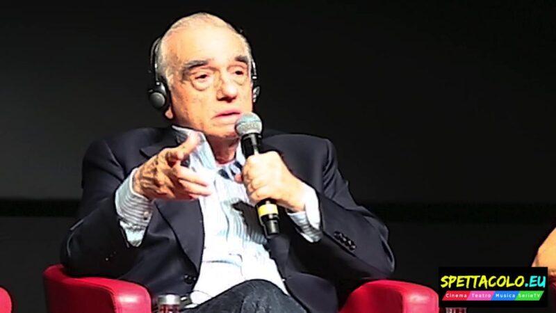 RomaFF14, conferenza stampa Martin Scorsese,