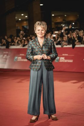RomaFF14 - red carpet Downton Abbey