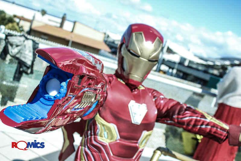 Romics 2019 - Iron Man