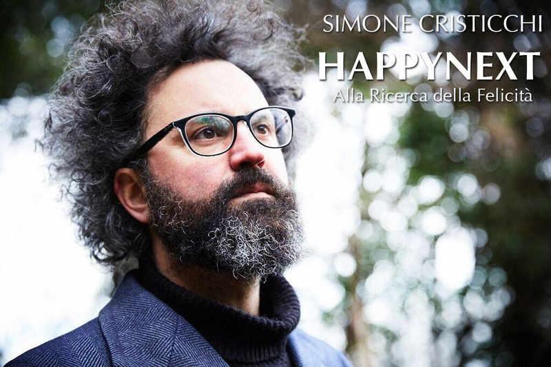 Simone Cristicchi in Happy Next
